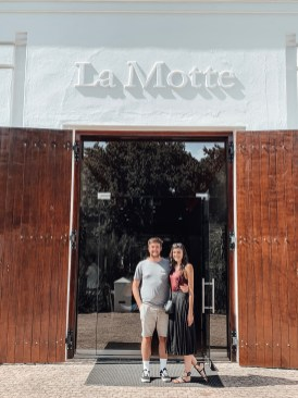 Wine Tasting at La Motte