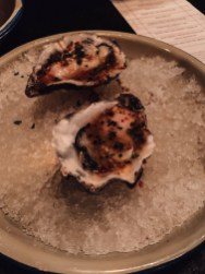Oysters at The Commissary