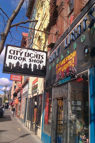 City Lights Bookshop London Ontario