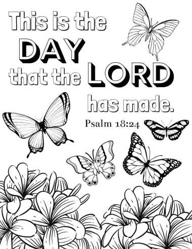 Free Printable Bible Verse Coloring Pages Raise Your Sword