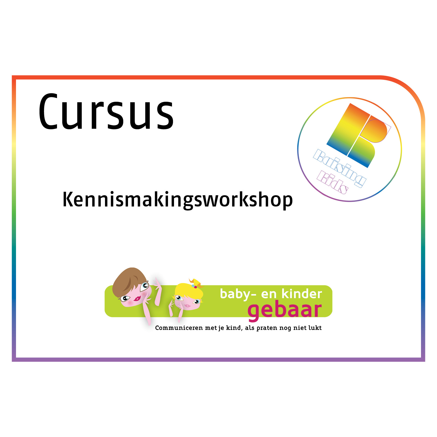 kennismakings workshop