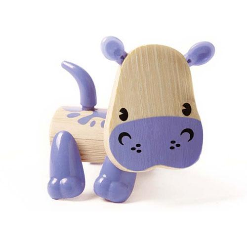 Hape bamboe nijlpaard