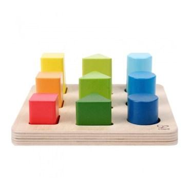 Hape houten sorteerspel
