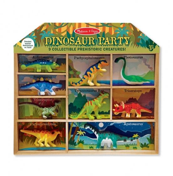 Dinosaurus set