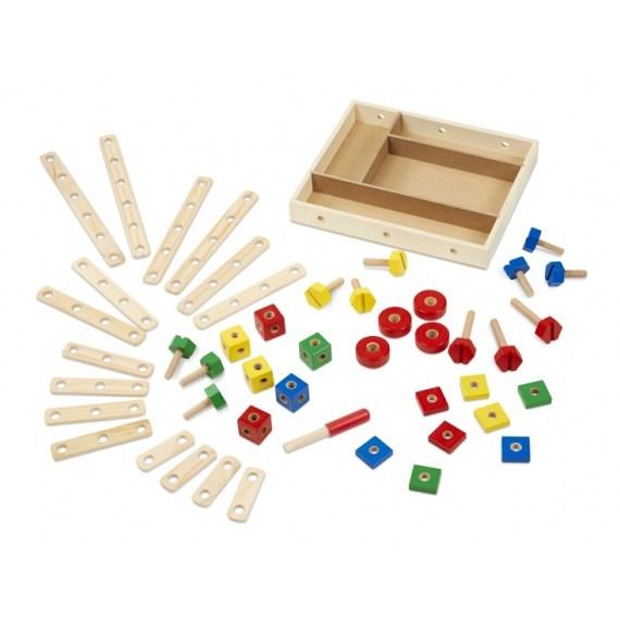 houten constructieset
