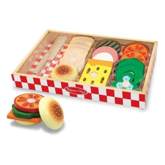 Melissa & Doug sandwich-set