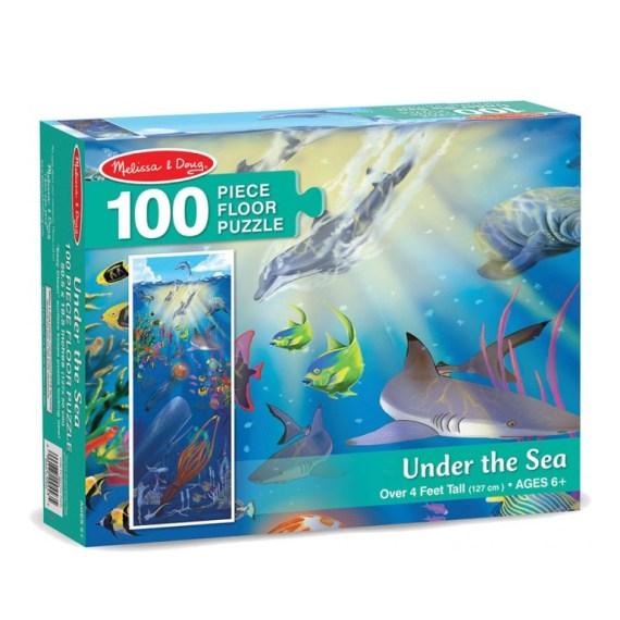 Vloerpuzzel Onderwaterwereld