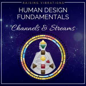 Human Design Channels & Streams