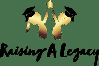 Raising a legacy logo