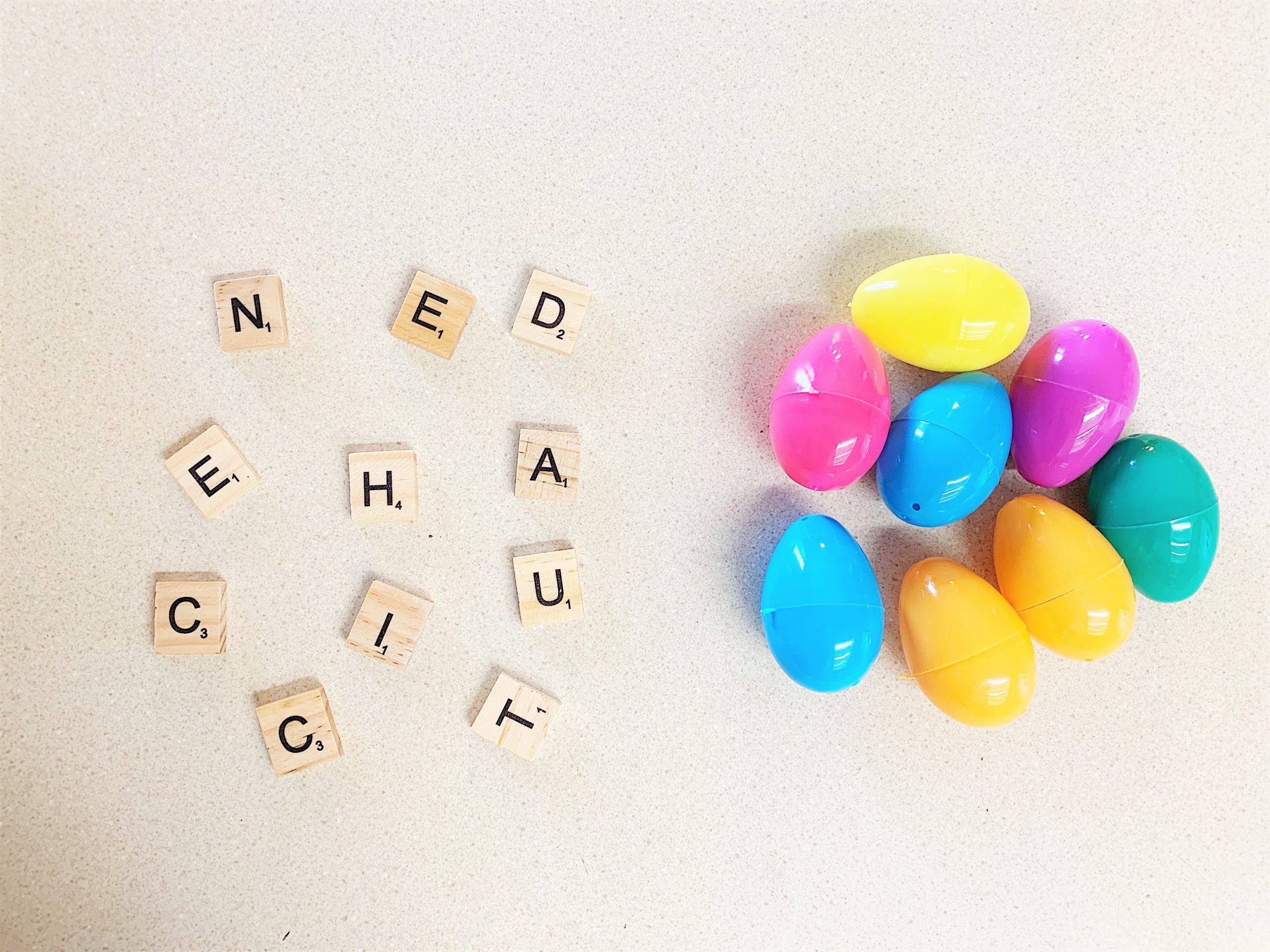 Hands-on Educational Easter Crafts