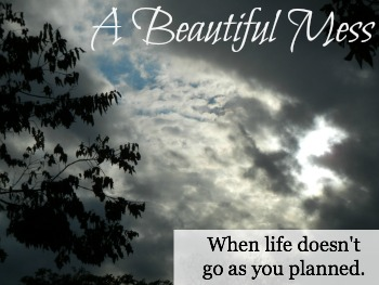A Beautiful Mess {there is a plan, it just may not be mine} | RaisingArrows.net
