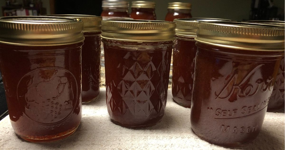 Sandhill Plum Jelly Hits the Pantry Shelves!