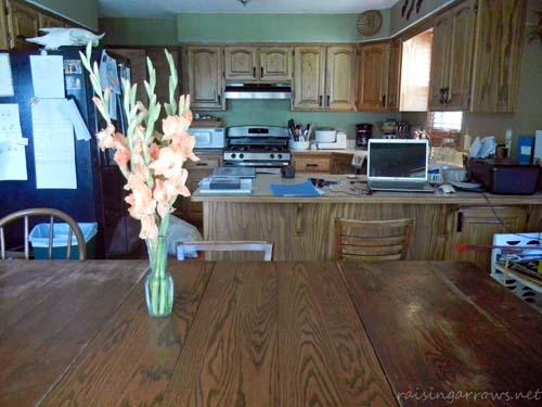Streamlining My Kitchen