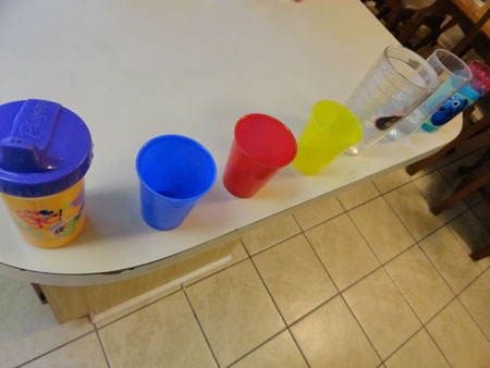A Place for Every Cup {LFO Link Up}
