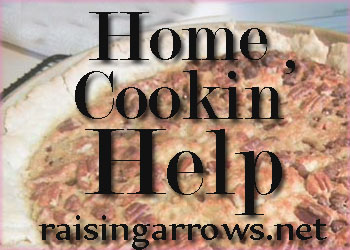 Welcome Home:  Home Cooking Help