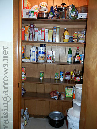 Shopping Your Pantry {Welcome Home Link Up}
