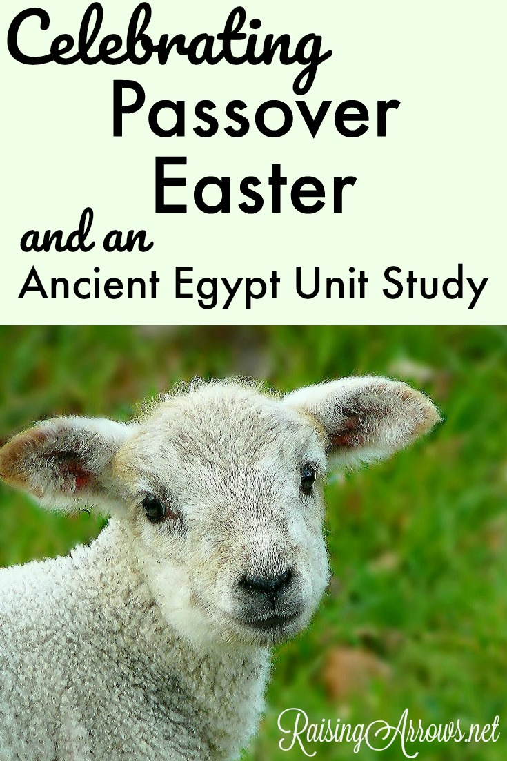 How one homeschooling family celebrated a weekend of Passover, Easter, and the end of a homeschooling unit on Egypt with food, fun, and family.