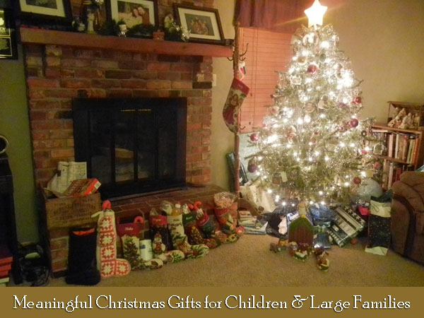 Ask Amy – Meaningful Gift Ideas for Children & Large Families