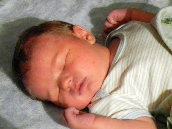 Creed sleeping