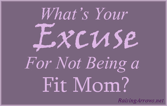 My Excuses for Overeating and Not Exercising
