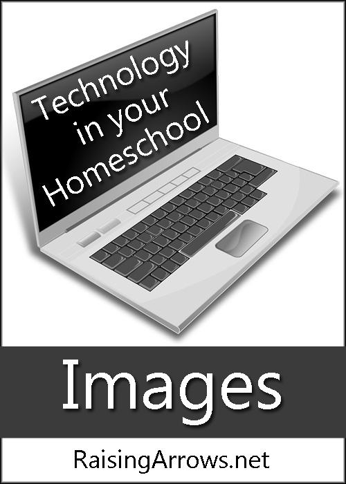 Using Google Images in Your Homeschool | RaisingArrows.net