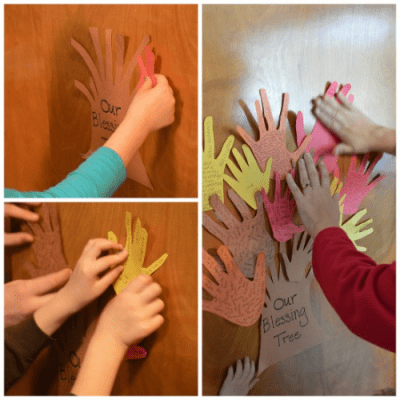 A Thanksgiving Craft to Cherish Forever (Blessing Tree)