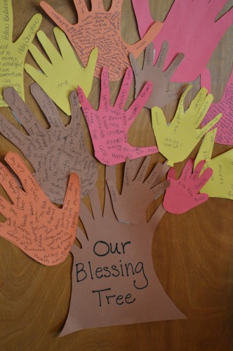 Blessing Tree | RaisingArrows.net