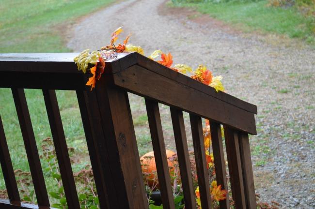 fall railing