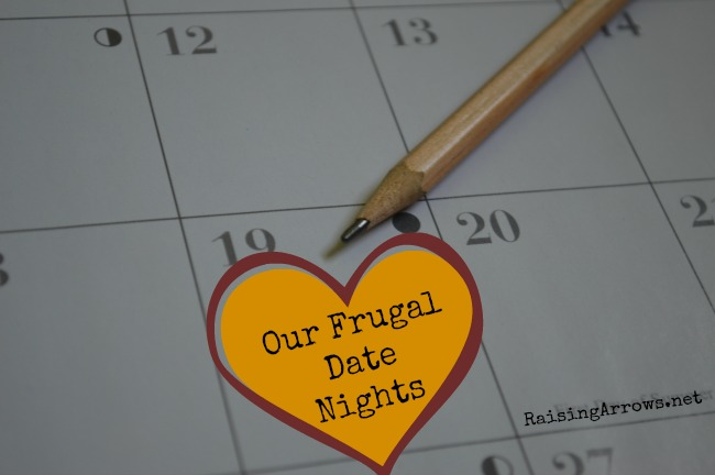 Our Frugal Date Nights {plus a short rant}