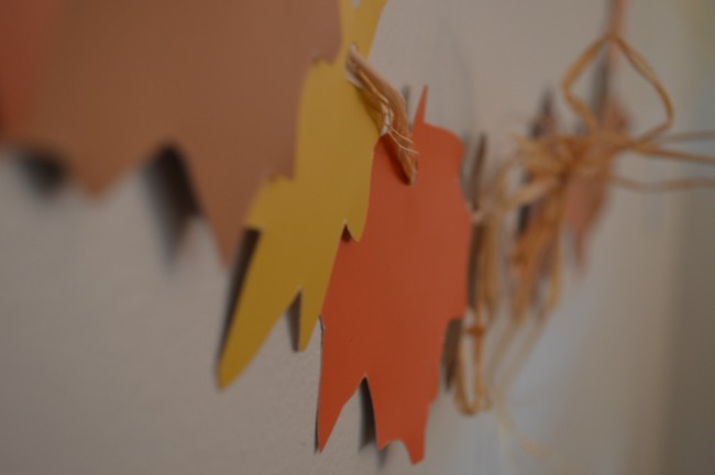 paint chip leaves