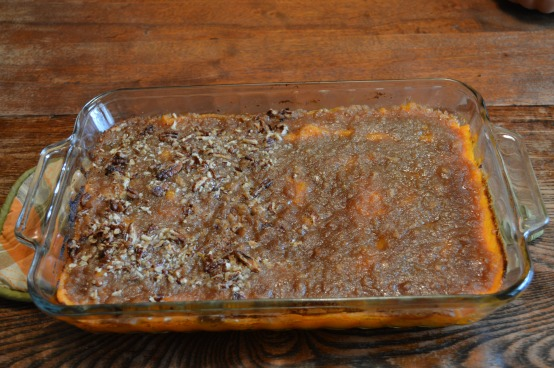Sweet Potato Casserole | RaisingArrows.net