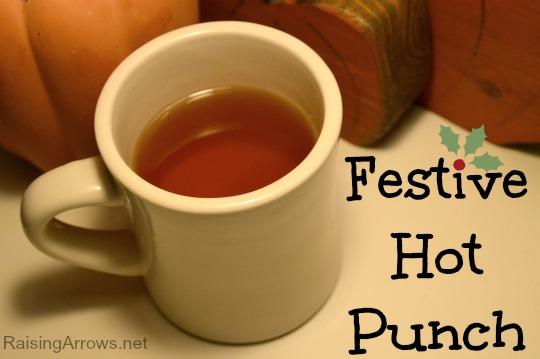 Festive Hot Punch