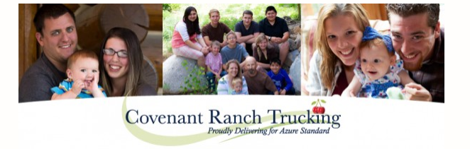 Covenant Ranch Trucking Website