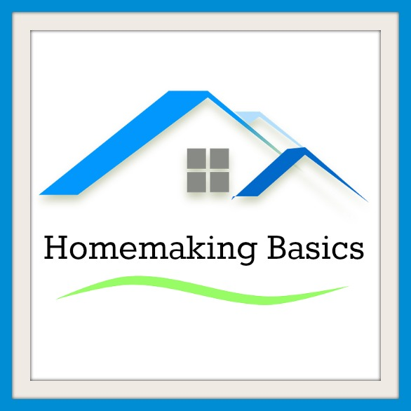 Homemaking Basics at RaisingArrows.net