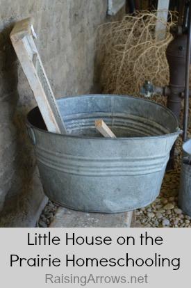 Little House on the Prairie Homeschooling   RaisingArrows.net
