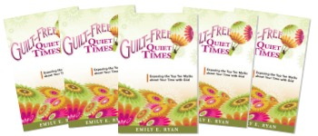 Guilt-Free Quiet Times Review/Giveaway on Raising Arrows