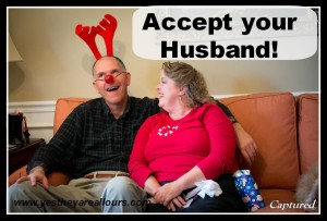Accept your Husband