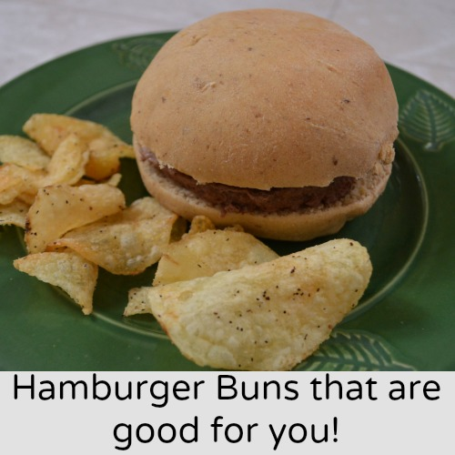 Healthy Homemade Whole Wheat Rolls/Buns - only takes an hour!    RaisingArrows.net