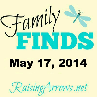 Family Finds {Cookbooks, Free ebook, Translation Fundraiser}  – May 17, 2014