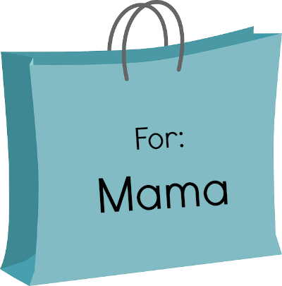Celebrating Pregnancy Month by Month - Month 6:  Buy (or Make) Something New for You ( post includes tons of ideas + FREE printable) | RaisingArrows.net