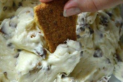 Cookie Dough Dip (a Trim Healthy Mama Makeover Recipe - S) | RaisingArrows.net