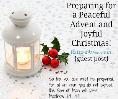 How One Reader is Preparing for a Peaceful Christmas