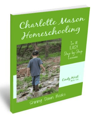 Review of Charlotte Mason Homeschooling from a large family mom who doesn't have the time for a lot of extra stuff   RaisingArrows.net