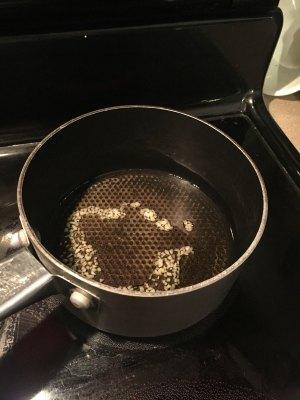 Garlic Oil for earaches - you can make your own!   RaisingArrows.net