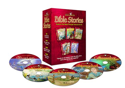 Bible Story Set from See the Light Art