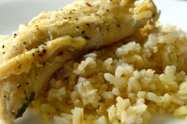 Cilantro-Lime Chicken & Rice (super easy one-dish meal!) | RaisingArrows.net