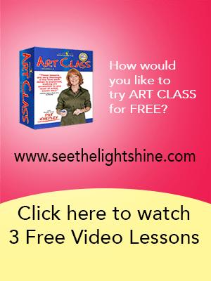 See the Light Art Curriculum