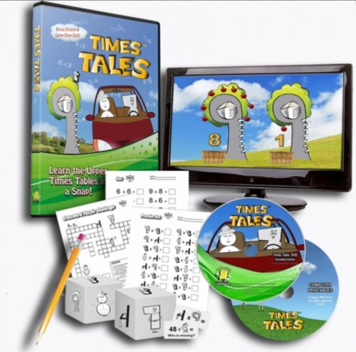Why have your child memorize their multiplication tables { and how to do it }   RaisingArrows.net