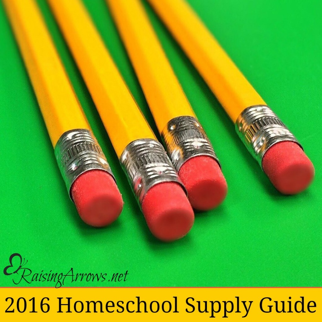 Your guide to finding inexpensive homeschool supplies!