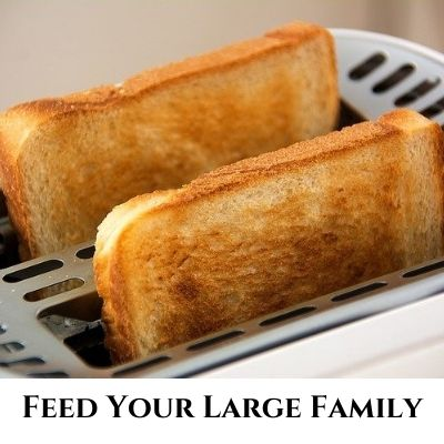 9 Tips for Feeding Your Large Family